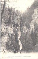 FR74 SAINT GERVAIS LES BAINS - Pittier 1787 - Cascade De Crépin - Belle - Saint-Gervais-les-Bains