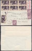AEF - Devant De Lettre Yv 51 (7x) 26/12/1939 (7G29710) DC2464 - A.E.F. (1936-1958)