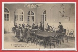 JEUX --- CASINO - FORGES Les EAUX - Salle De La Boule - Cartes Postales