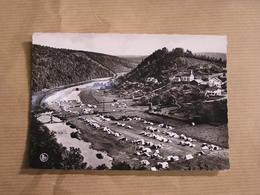FRAHAN SUR SEMOIS Terrain De Camping De La Passerelle Commune Bouillon Ardennes België Belgique Carte Postale Postcard - Bouillon