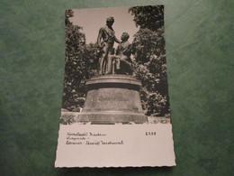 KURSTADT BADEN - KURPARK - Lanner-Strauss Denkmal - Baden Bei Wien