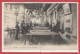 JEUX --- CASINO - VICHY -- Les Petits Chevaux De L'Eden - Cartes Postales