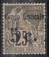 CONGO N°4 NSG - Congo Français (1891-1960)