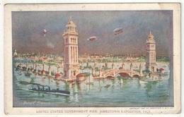 United States Government Pier, Jamestown Exposition, 1907, Norfolk, VA - Norfolk