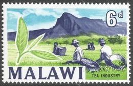 Malawi 1964 Definitives. 6d MH. SG 220 - Malawi (1964-...)