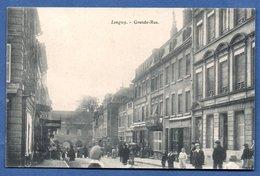 Longwy  - Grande Rue - Longwy