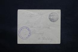 ALLEMAGNE - Enveloppe En Feldpost En 1915 , Voir Cachet Militaire - L 25247 - Briefe U. Dokumente