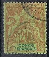 CONGO N°18 - French Congo (1891-1960)