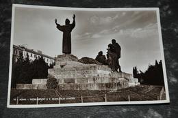 5556   ROMA, MONUMENTO A S. FRANCESCO D'ASSISI - Roma