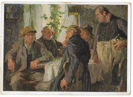 Haus Der Deutscher Kunst à Munich  - Peinture De Best - époque Du NSDAP - Paintings