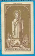 Holycard    St. Augustin   70   St. Domitianus - Images Religieuses