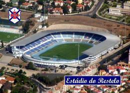 Portugal Belenenses Lisbon Restelo Stadium New Postcard Stadion AK - Football