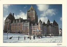 Canada : Quebec - 116X167 - Québec - Château Frontenac
