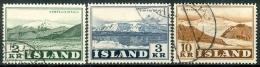 IJsland 1957 Gletsers GB-USED. - 1944-... Republik
