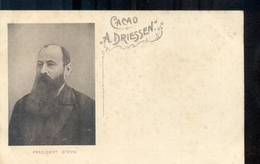South Africa - Cap Town - Zuid Afrika - Kaapstad - President Steyn - 1900 - Zuid-Afrika