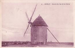 MORGAT          MOULIN DU CAP DE LA CHEVRE - Moulins à Vent