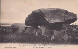 ILE AUX MOINES         LE DOLMEN - Dolmen & Menhirs