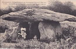 DOLMEN DE ST MAUDEZ - Dolmen & Menhirs