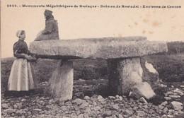 DOLMEN DE  ROSTUDEL - Dolmen & Menhirs