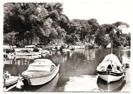 D 06 . CPSM +/-1960 .  MANDELIEU - LA NAPOULE - Port Sur La Siagne ( Legende Au Verso MAGAGNOSC ..) - Other Municipalities