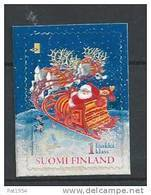 Finlande 2001 N°1533 Neuf Noël - Finlande