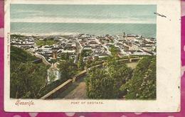 ESPAGNE - ILES CANARIES - TENERIFE - Port Of OROTAVA - PRECURSEUR  1903 - Tenerife