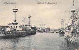 Wilhelmshaven - Blick Auf D.Kaiserliche Werft - Wilhelmshaven