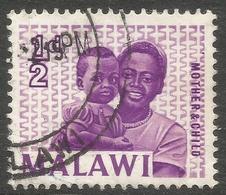 Malawi 1964 Definitives. ½d Used. SG 252 - Malawi (1964-...)