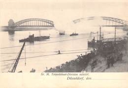 Sr.Torpedoboot-Division Salutirt - Krieg