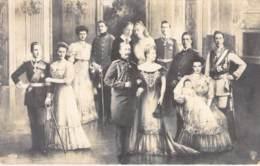 Kaiserfamilie 1907 AKS - Familles Royales