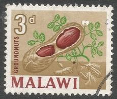 Malawi 1964 Definitives. 3d Used. SG 218 - Malawi (1964-...)