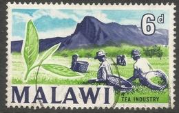 Malawi 1964 Definitives. 6d Used. SG 220 - Malawi (1964-...)