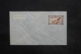 ESPAGNE / PAYS BASQUE - Entier Postal Par Avion Non Circulé , Peu Commun - L 25260 - Interi Postali