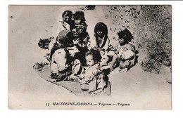 MACEDOINE / TZIGANES / 1918 - Macédoine