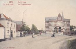 Zout-Leeuw Sint-Truidenschestraat Circulée En 1911 - Zoutleeuw