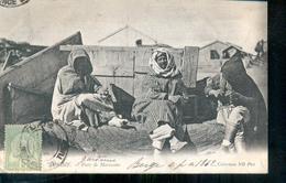 Tunesie - Tunis - Marocains - 1904 - Tunesië