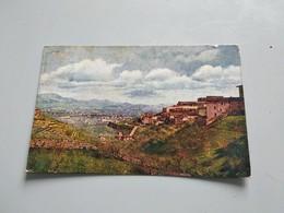 CARTOLINA BERGAMO VISTA DA COLLE APERTO - Bergamo