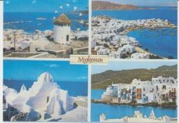 Myconos Mykonos Windmill Unused - Moulins à Vent