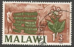 Malawi 1964 Definitives. 1/3 Used. SG 223 - Malawi (1964-...)