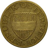 Monnaie, Autriche, 50 Groschen, 1963, TTB, Aluminum-Bronze, KM:2885 - Autriche