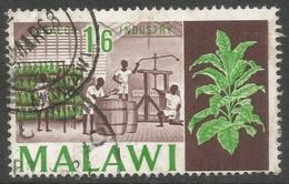 Malawi 1964 Definitives. 1/6 Used. SG 259 - Malawi (1964-...)