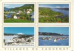 Canada : Quebec : Villages Du Saguenay 120X170 - Saguenay