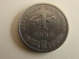 1 KUNA 1993. - Croatie