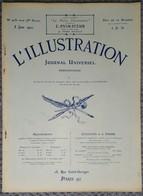 L'Illustration 4031 5 Juin 1920 Nouveau Plan De Reims/Statuaire Paul Dardé/André Tardieu/Arènes De Nîmes/Jeanne D'Arc - Journaux - Quotidiens