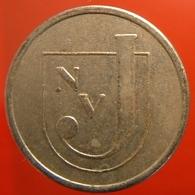 KB223-1 - NVJ Jennen Automaten N.V. - Best N.B. - WM 22.5mm - Koffie Machine Penning - Coffee Machine Token - Professionnels/De Société
