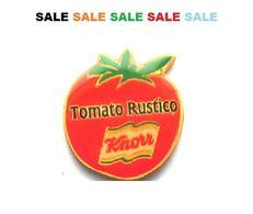 Pins Pin's  Knorr Tomato Rustico - Sauces Soup Spices Soupe épices Suppen -  Unilever - Alimentaire - Lebensmittel