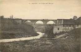 -dpts Div.-ref-AG983- Haute Savoie - Arthaz - Viaduc De La Menoge - Viaducs - Carte Bon Etat - - Autres Communes