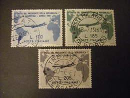 1961-  Serie Completa Gronchi, Usata Occasione - 6. 1946-.. Repubblica