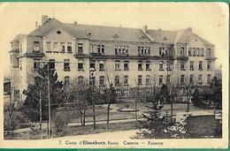 ! - Belgique - Elsenborn - Caserne - Elsenborn (Kamp)