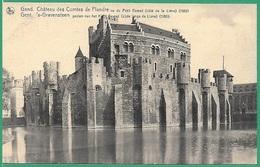! - Belgique - Gand (Gent) - Château Des Comtes De Flandres - Gent